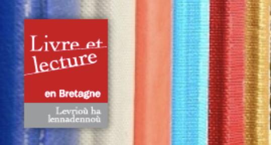 bandeau Livre et lecture de Bretagne