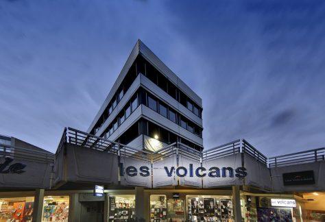 photo de la librairie les Volcans
