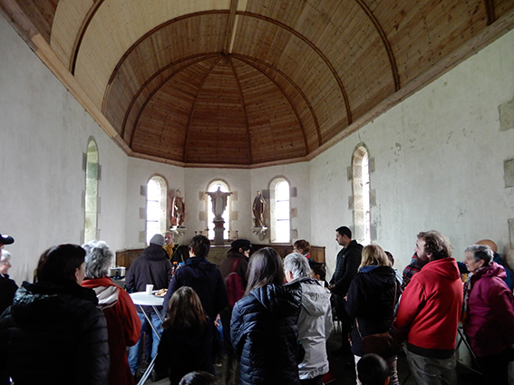 chant et apéro à l'église Saint-Maurice