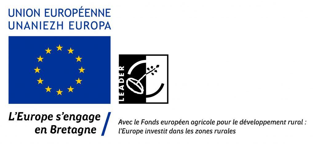 Logo Fond Europe