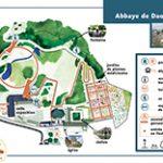 fichier PDF 1Mo plan parc Daoulas