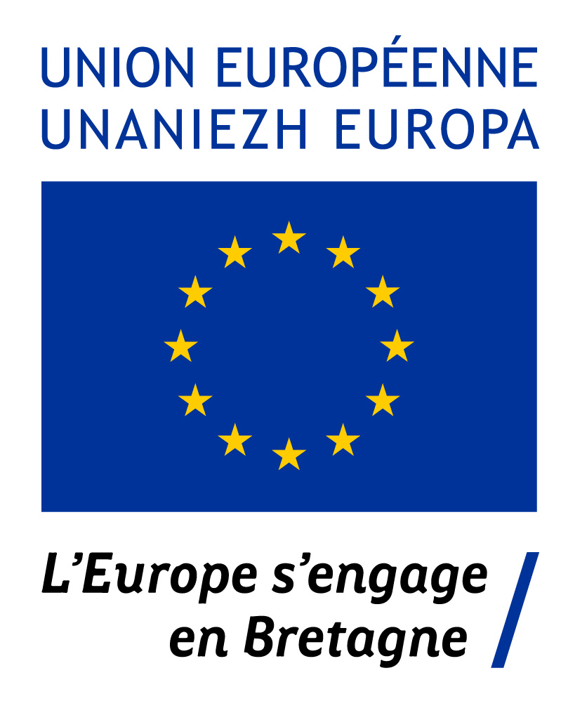 logo L'europe s'engage en Bretagne